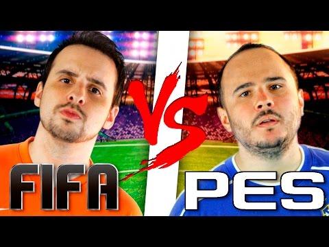 FIFA X PES – BATALHA RÉPICA DE GAMES #1