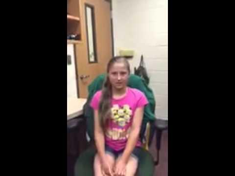 6th Grade Girls Pre Athletics Prairie Vista Middle School Youtube
