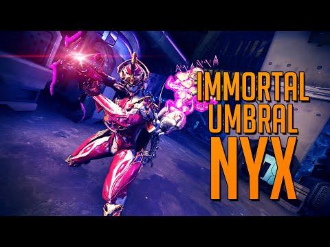 [WARFRAME] Immortal Umbral Nyx + Ultimate CC Nyx [Best Nyx Build 2019] thumbnail