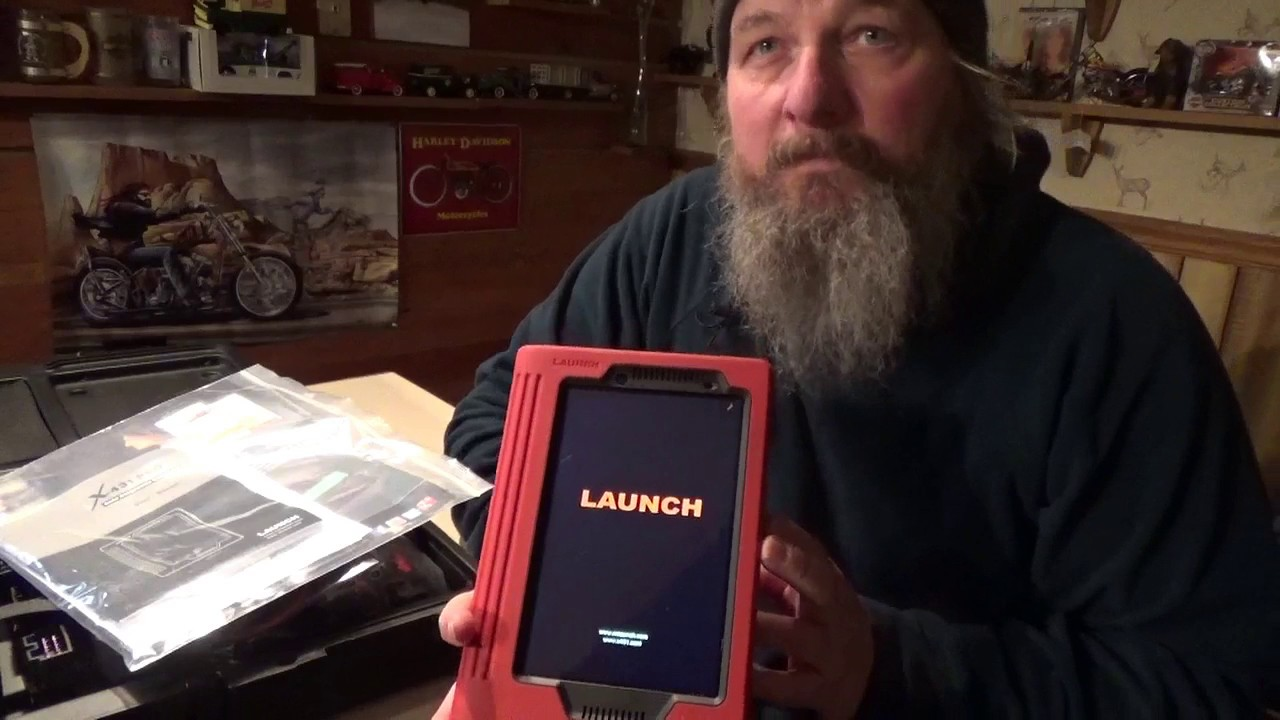 Launch X 431 Pro - A Great Pro level scan tool But Be Careful!