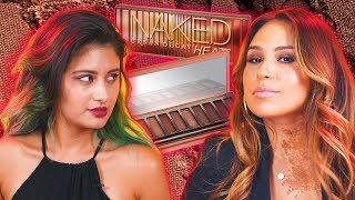 Latinas Try Urban Decay's Naked Heat Palette | mitú