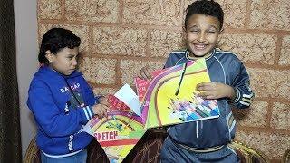مازن كذب على ادهم عشان يهرب من العقاب !!