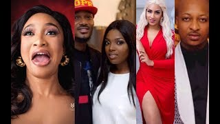 Between Tonto Dikeh TuFace  Annie Idibia IK Ogbonna And Juliet Ibrahim