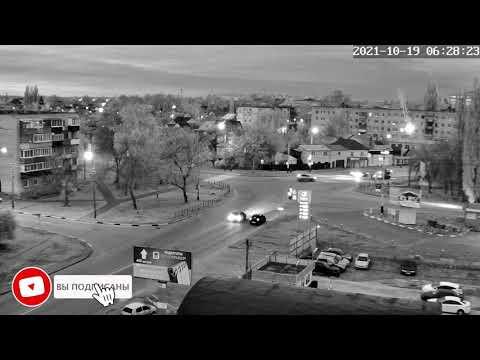 ДТП / Тамбов Бастионная - Авиационная 19.10.21