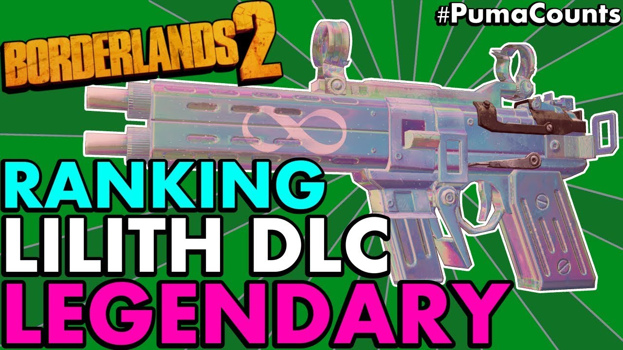 ▷ Borderlands 2: Commander Lilith - Best Weapons Guide