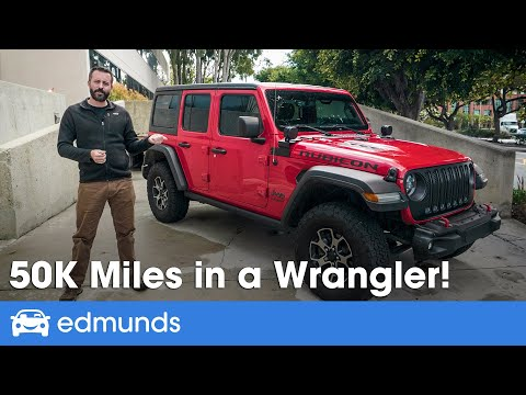 How Reliable Is A Jeep Wrangler Rubicon After 50,000 Miles? Long-Term 2018 Wrangler Review