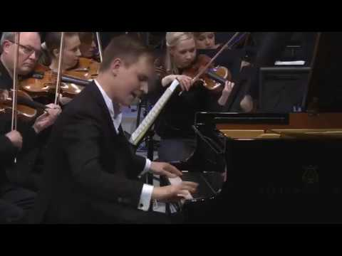 Ossi Tanner – Shostakovich: Piano Concerto No. 1 in C minor