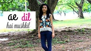 Ae Dil Hai Mushkil | Arijit Singh (Female cover) Shreya | ft. Aasim  Ali