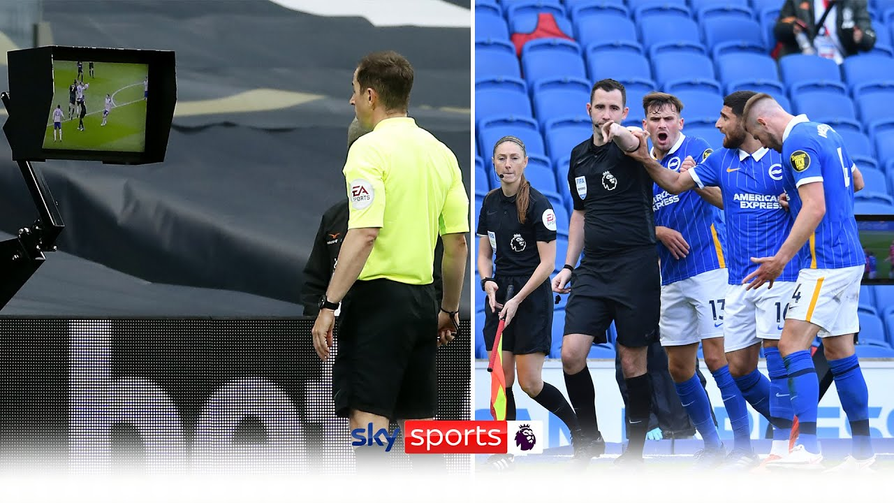 The MOST controversial VAR decisions of the 2020/21 season!   Part 1