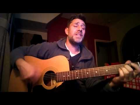 Foo fighters - Something from nothing (acoustic cover)