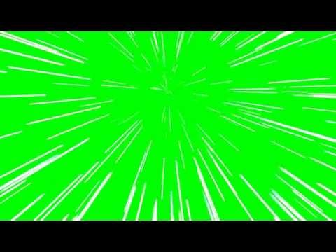 New Green Screen Effects Travel At lightspeed HD with ...
