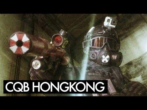 Hong Kong CQB - Umbrella Corp. Airsoft in Action