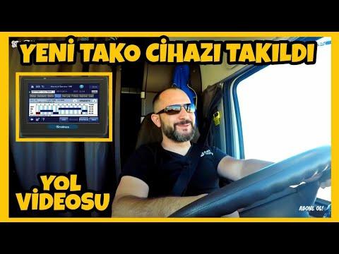 Yeni Tako Cihazi Takildi | Yol Videosu