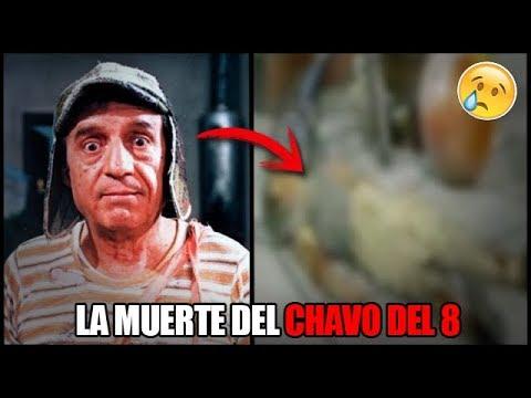 La Ultima Aparición del CHAVO DEL 8 En La TV | ¿LA MUERTE DE CHESPIRITO?