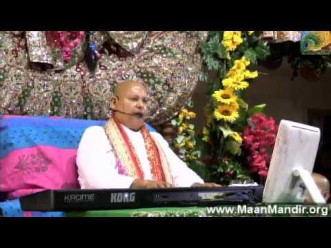 Live Satsang By Shri Ramesh Baba Ji maharaj From Maanmandir Barsana