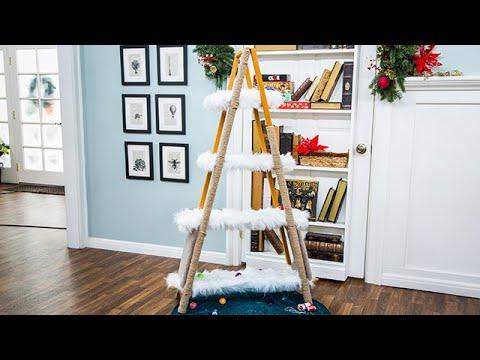 DIY Cat Tree - Home & Family