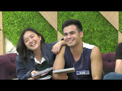 Kim & Thea PBB || Kimea || Kulitan & Sweet Moments