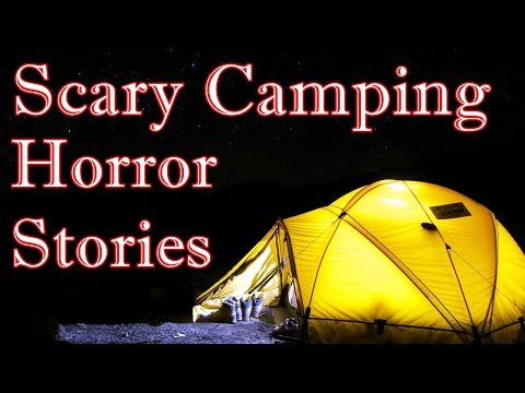 Scary Camping Stories Vol I (1) (Attacked by Skinwalker, Humanoid Encounters) | Mr. Davis