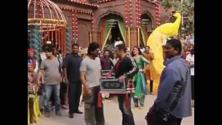 Шах рук кхан пришёл на съёмки фильма Салмана Султан.. SRK and Salman. Sultan.