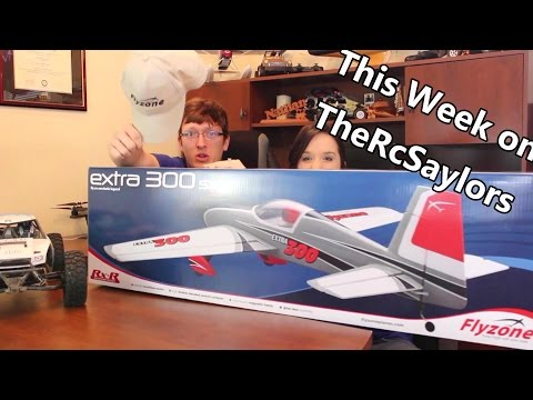 RC Airplanes and Real Plane Florida Trip - TheRcSaylors on Vacation! - Highlight
