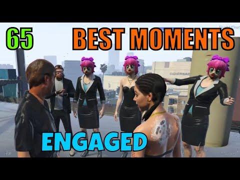 Imagine A Nice Tree, OTT Fire Beat, Chang & Freya Engaged | BEST OF GTA 5 NOPIXEL RP #65
