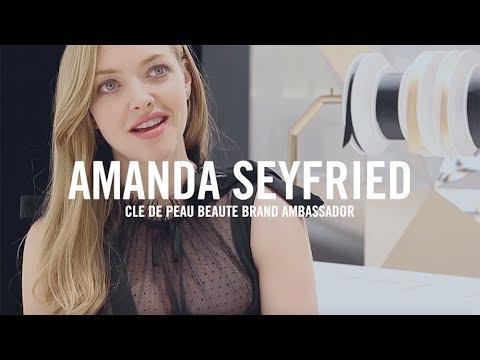 Female Q&A with Cle de Peau Beaute Ambassador Amanda Seyfried