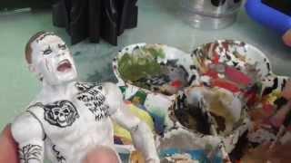 Suicide Squad Joker Custom Figure