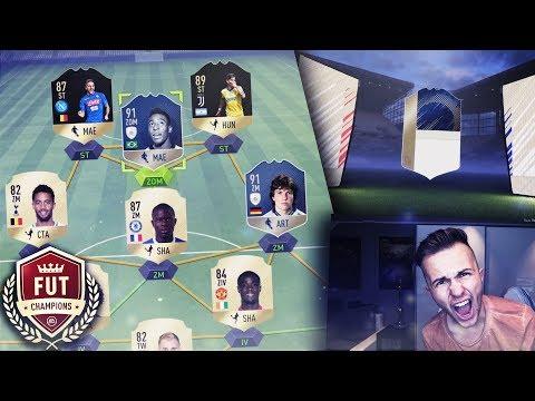 FIFA 18: Neue Icon fürs Dream Team 😱😍  Weekend League + Packs  🔥🔥