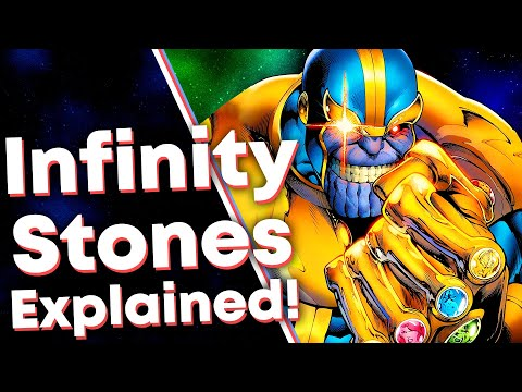Secrets of the Infinity Stones: What They Are & How They Work!