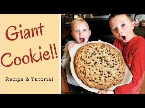 giant-cookie-|-recipe-&-tutorial-|-easy-&-delicious!