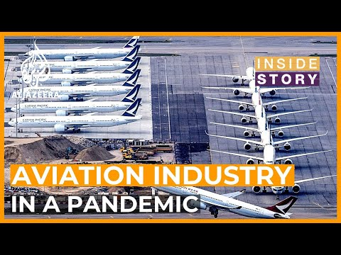 How can the aviation industry weather the coronavirus storm? | Inside Story