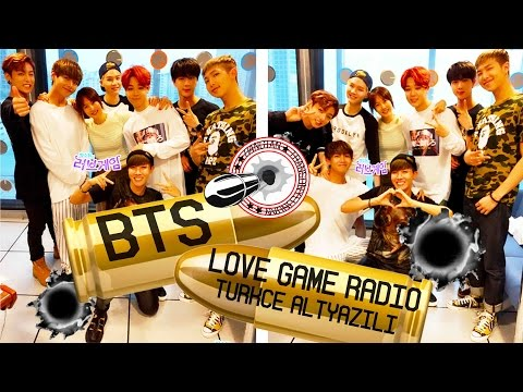 [TURKISH SUB] 150629 BTS Park Sohyun Love Game Radio (Türkçe Altyazılı)