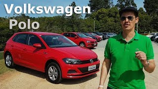 Manejamos el nuevo Volkswagen Polo en Brasil   Autocosmos
