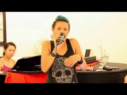 The Final 1 Singapore - Charmaine Pelaez (ft.Tessera) Covers Set Fire To The Rain by Adele