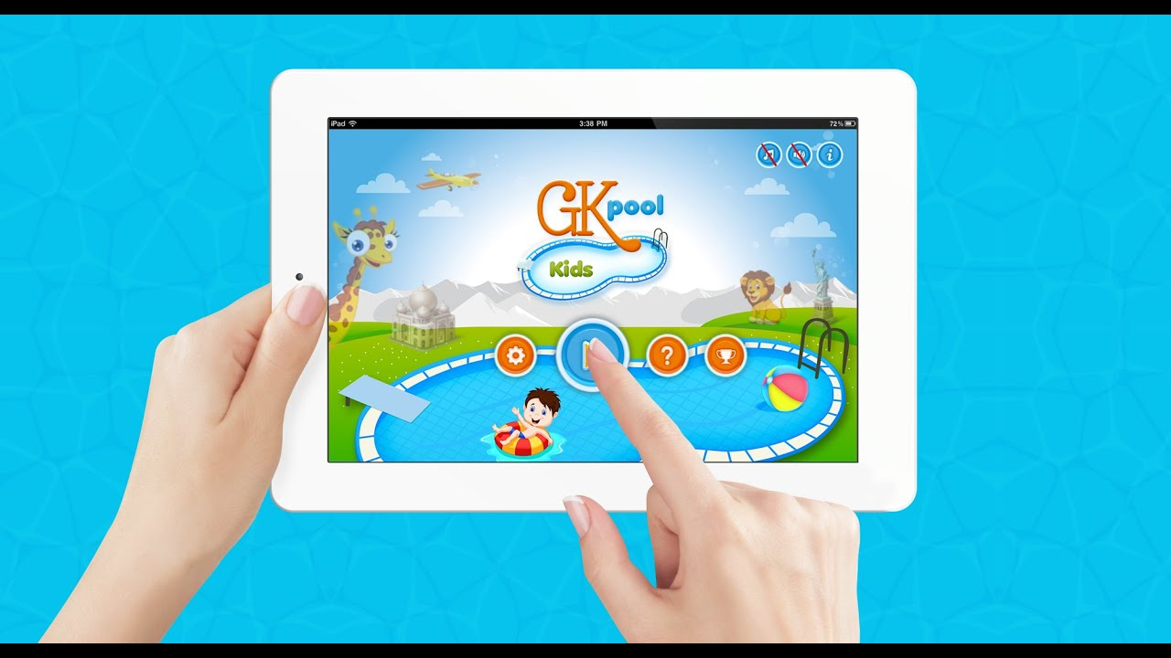GKPool Kids - General Knowledge Quiz Game for Kids - YouTube