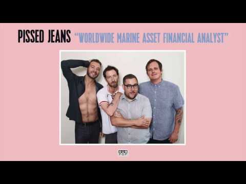 Pissed Jeans - Worldwide Marine Asset Financial Analyst