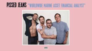 Pissed Jeans - Worldwide Marine Asset Financial Analyst