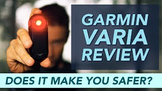 2019 Garmin Varia Rearview Radar RTL 510 Tail Light Review : DOES IT MAKE YOU SAFER?