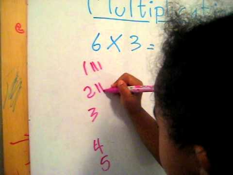 Amazing Gifted Child at 3 Years Old Doing Multiplication