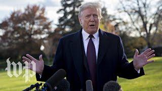 Donald Trump's shifting rhetoric on Jamal Khashoggi's disappearance