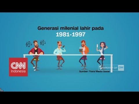Mengenal Generasi Milenial Bersama Desi Anwar Mp3