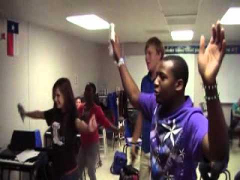 Wii Dance