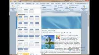 Верстка шаблона Joomla в программе Artistier