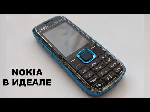 NOKIA 5130 В ИДЕАЛЬНОМ СОСТОЯНИИ ИЗ 2007 ГОДА ОБЗОР