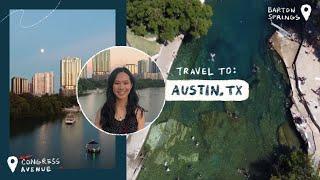 VLOG: Austin, Texas 2021