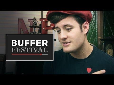 Buffer Festival 9/28-10/1 - Toronto Appearance & Music Video Premiere!