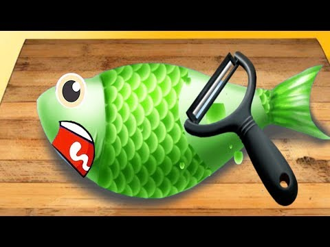 Play Fun Cooking Sushi Kids Game - Yummy Sushi for Kids & Toddlers - TO-FU Oh!SUSHI Master For Kids