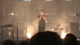 Nine Inch Nails - Home Live - 5-30-09 1st song of the Night!!!! PIT VIEW!