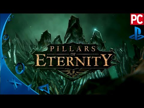 Pillars of Eternity - Announcement Trailer  |  PS4, Xbox One
