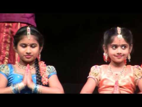 Ishitha - Maa Telugu Talli Song